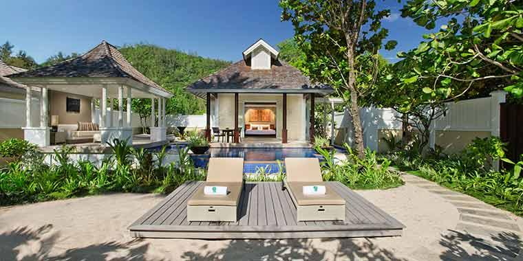 Small Hotel Villa Creole La Digue Homepage