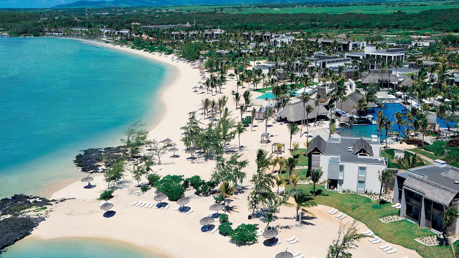 Long Beach Belle Mare, Mauritius