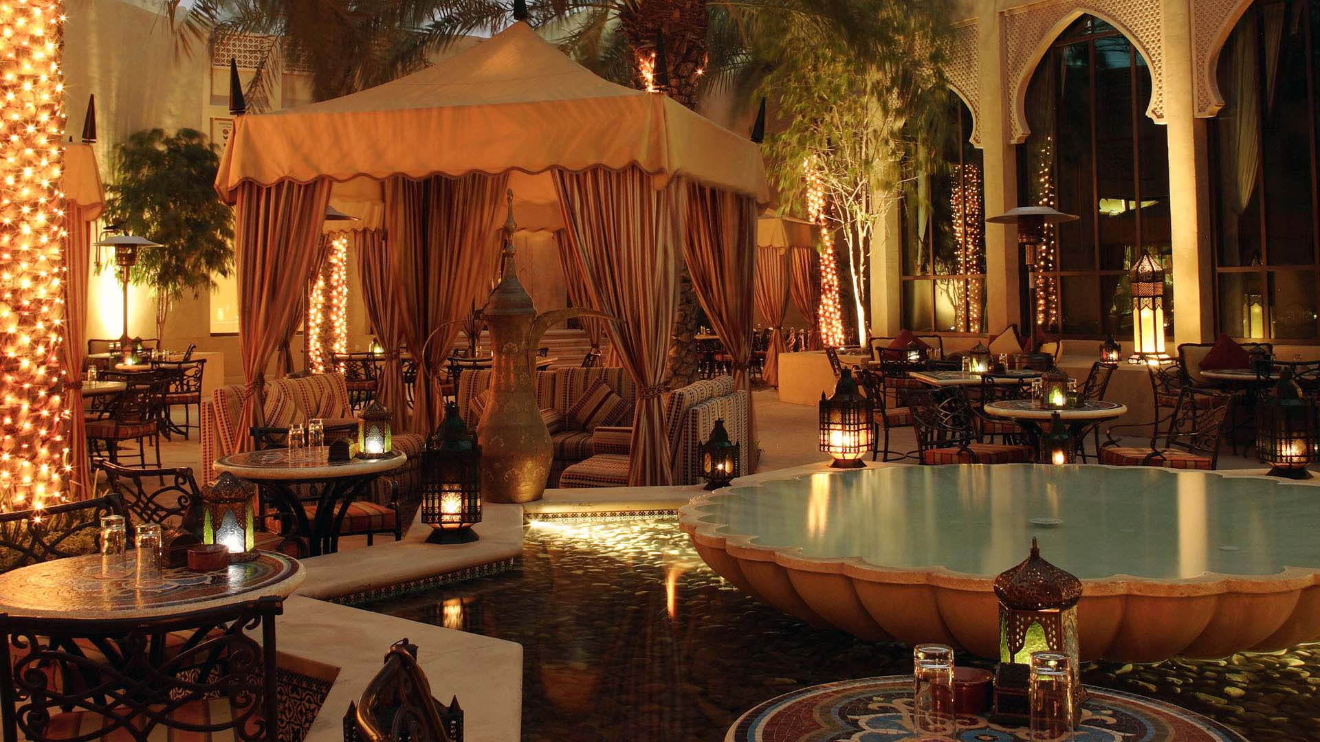 Residence spa at one only royal mirage for Dubai luxury