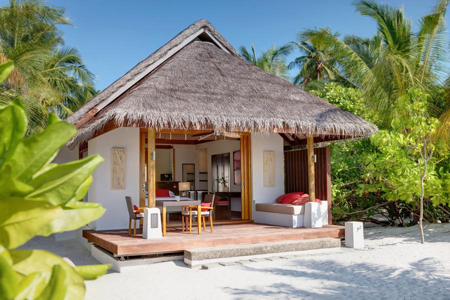 luxury villa maldives beach - photo #32